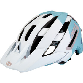 Bell Super Air MIPS Casco, matte/gloss white/purple